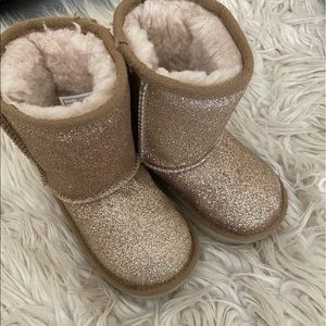 Toddler girl UGG boots